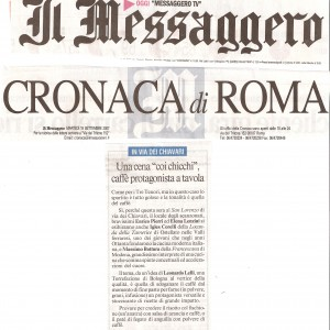 Messaggero sett2007