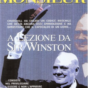 Monsieur cover 2004
