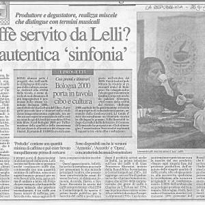 Repubblica giugno 99